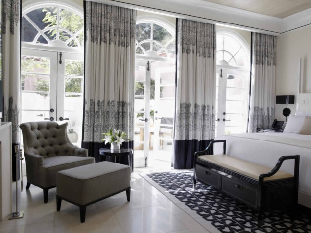 Champalimaud's guest room designs take refined elegance to new heights