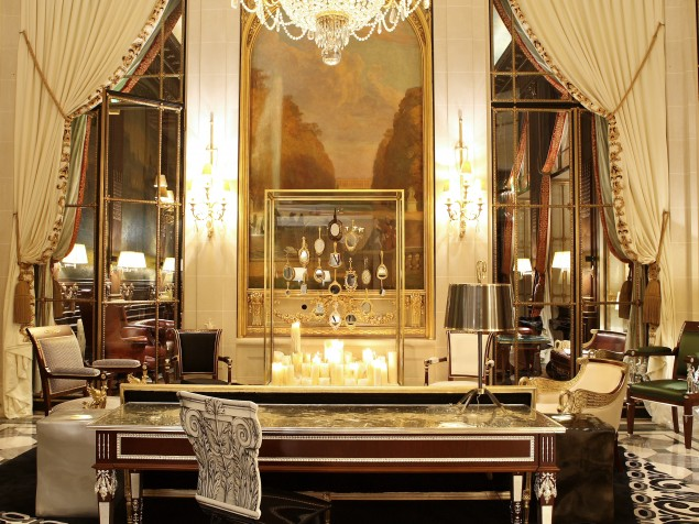 The Lounge That Shows Off The Best Of French Interior Design At Le Maurice