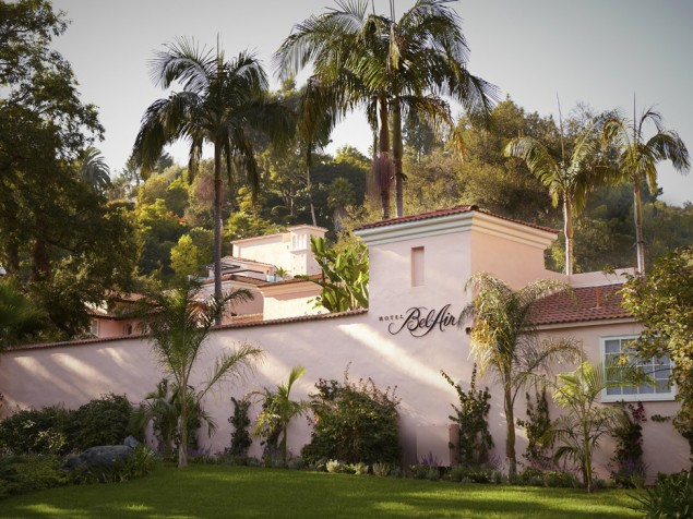 The Hotel Bel-Air's legacy is recaptured as it raises its own bar on design and luxury