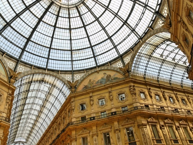 Spend the night with an icon of architecture at the Seven Stars Galleria Milano