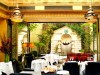 Rich historic detaling is the perfect match for award-winning cuisine at Le Restaurant