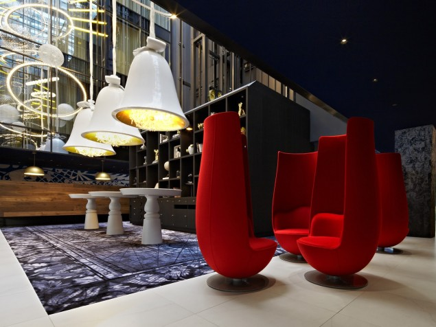 Unbridled imagination that knows no limits, debuting for Andaz in Amsterdam