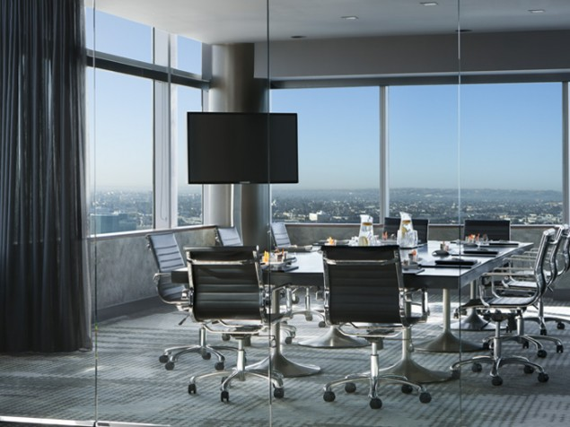 With views like these, you'll wish your meeting was longer...