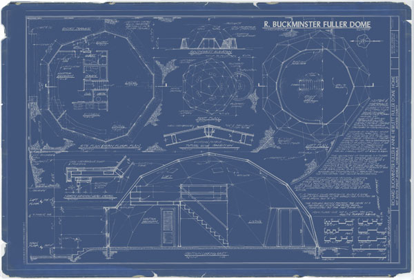 Ahhh, the elegance and lasting beauty of the blueprint