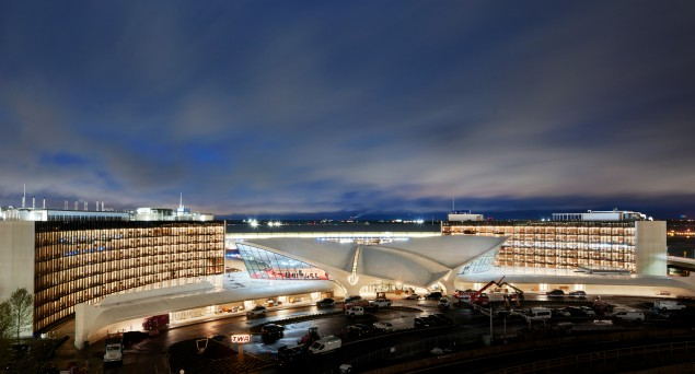 World class JFK now has a world class hotel.. as in Trans World Airlines, aka TWA Hotel